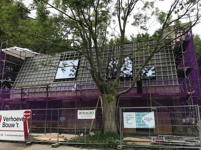 Bauprojekt Rotterdam