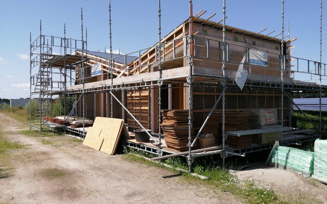 Bauprojekt Experience Center Emmen