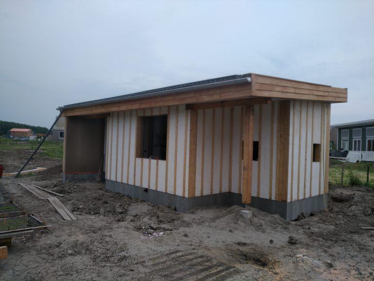 Bauprojekt Gästehaus Almere