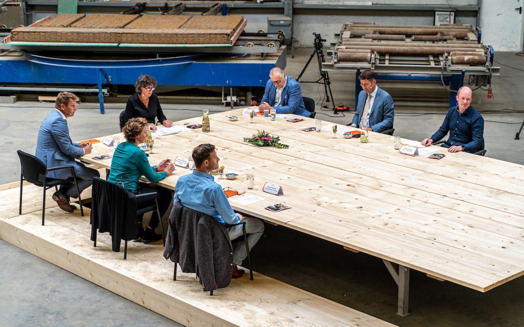 Retrospektives Arbeitsfeld Konferenztechnik Sinnvolles Bauen